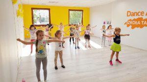 Cheerleaderki - Taniec dla 7 latki w Zielonej Górze