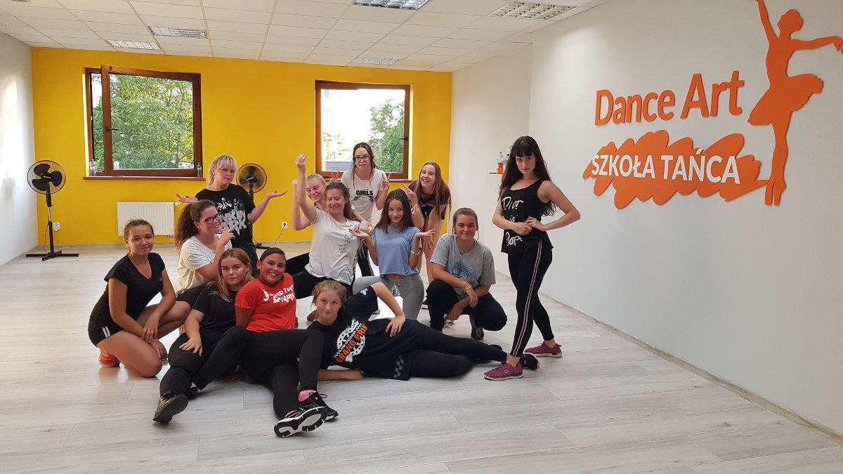 Dancehall Zielona Góra - Szkoła Tańca