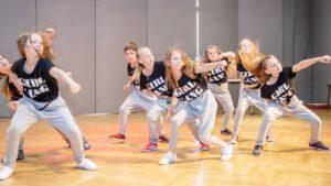 Kurs tańca Hip Hop dla dzieci w Zielonej Górze