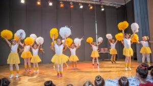 Sekcja Cheerleaders dla dzieci w Zielonej Górze - Szkoła Tańca