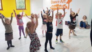 Szkoła tańca Zielona Góra - Zajęcia dla przedszkolaków