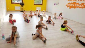 Zajęcia taneczne cheerleading dla dzieci 7-11 lat w Zielonej Górze
