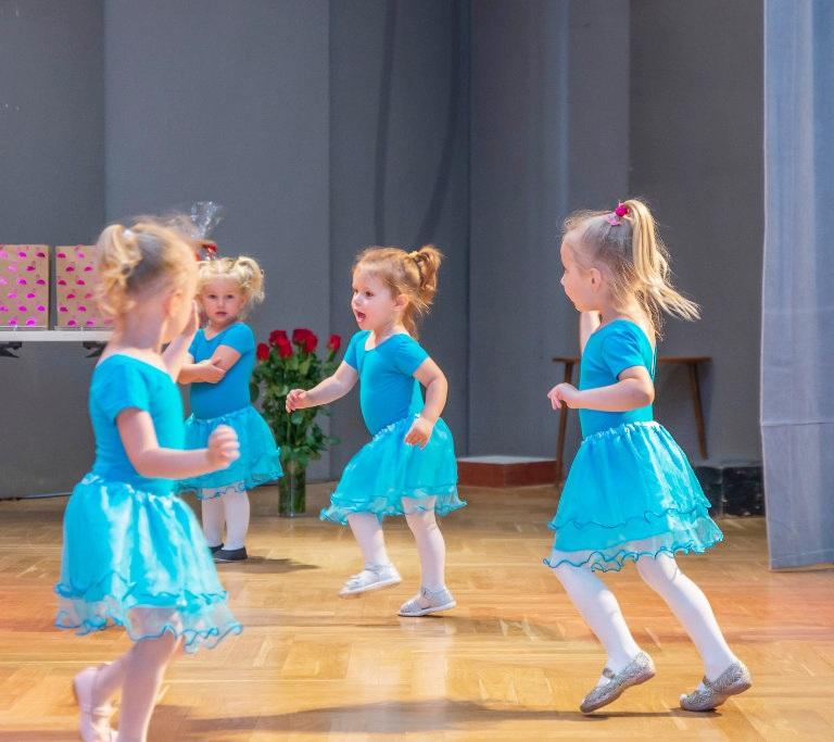 Zajęcia taneczne dla 2 latka w Zielonej Górze