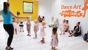 Zajęcia taneczne dla 2 latków w Zielonej Górze