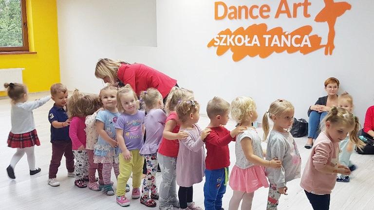 Zajęcia taneczne dla 3 latków w Zielonej Górze