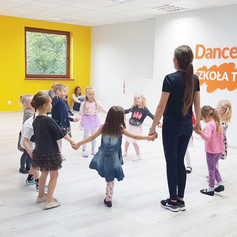 Zajęcia taneczne dla 4-6 latków w Zielonej Górze