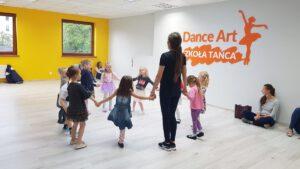 Zajęcia taneczne dla 4 latka w Zielonej Górze