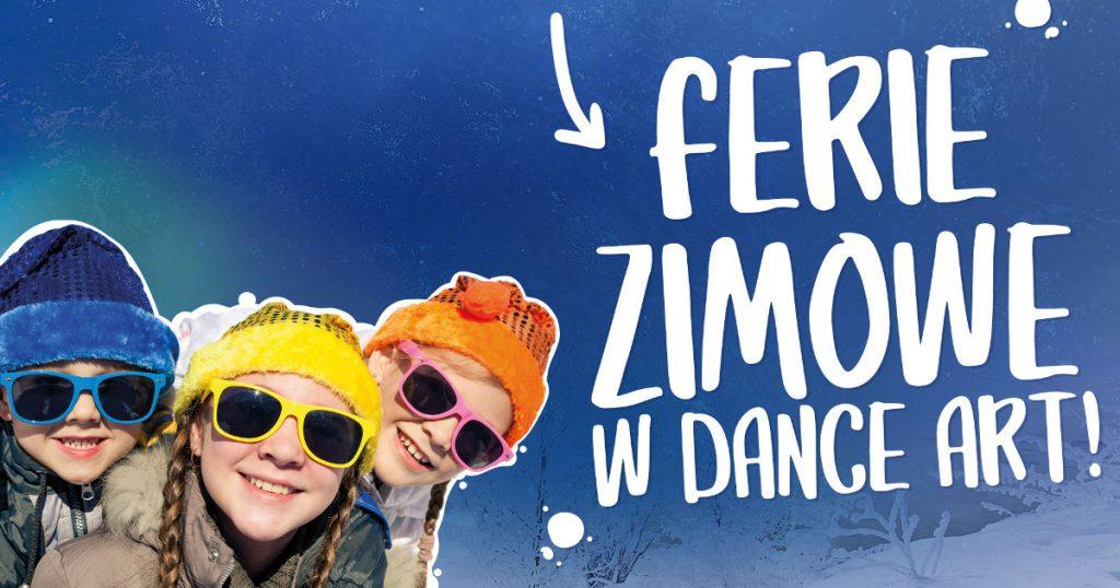 Ferie zimowe w Dance Art - Cover Photo