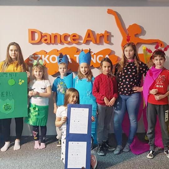 Ferie zimowe w Dance Art - Gry, zabawy i animacje